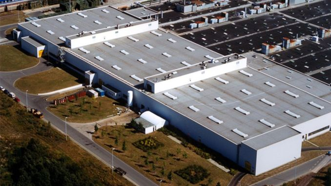 Opel's Spare Parts Distribution Center in Izmir Torbali Began Operations