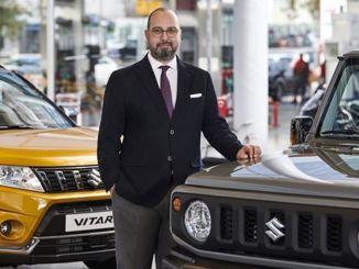 Suzuki Eve Teslim Otomobil Hizmetine Başladı