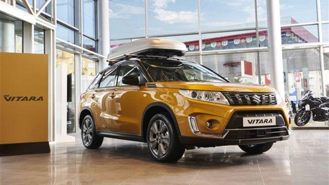 Suzuki Extends Warranty Expires During Epidemic Period
