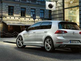 Volkswagen stopper golfleveranser en stund