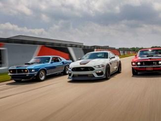 Легендарната версия на Ford Mustang се завръща