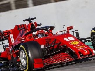 Ferrari uppdaterar motor och växellåda för Österrike