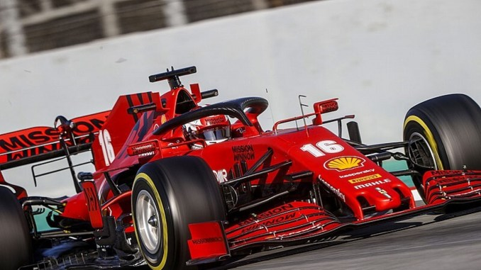 Ferrari to Update Engine and Gearbox for Austria