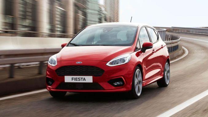 Yeni Ford Fiesta