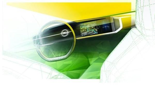 New Opel Mokka Opens the Curtain