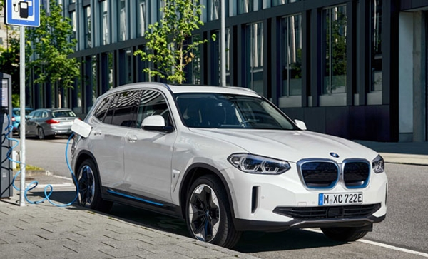 First Electric Vehicle BMW X Rel year will be sold in Turkey
