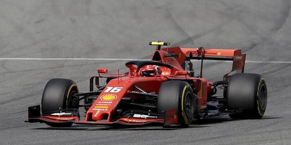 Ferrari Head