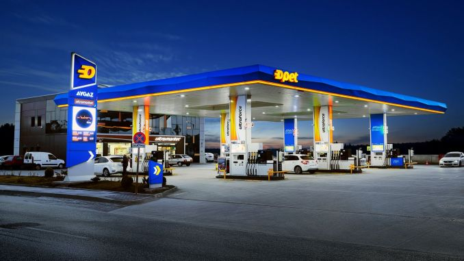 In the fuel sector, and strong turkiyenin most valuable brand OPET