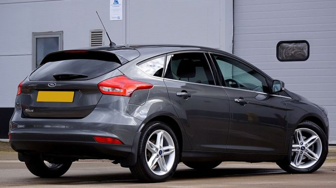 Mid-term activity report for ford automotive industry announced