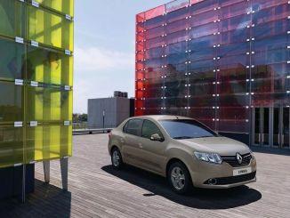 2020. aasta Renault Symbol hinnakiri