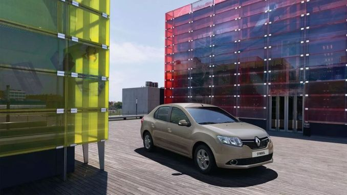 2020 Renault Symbol Fiyat Listesi