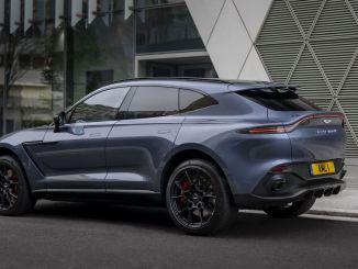 Aston Martin Tarihinin İlk SUV Aracı DBX Türkiye'de