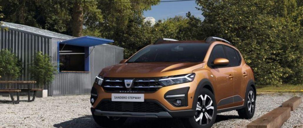 Dacia'dan Yeni Sandero, Yeni Sandero Stepway ve Yeni Logan