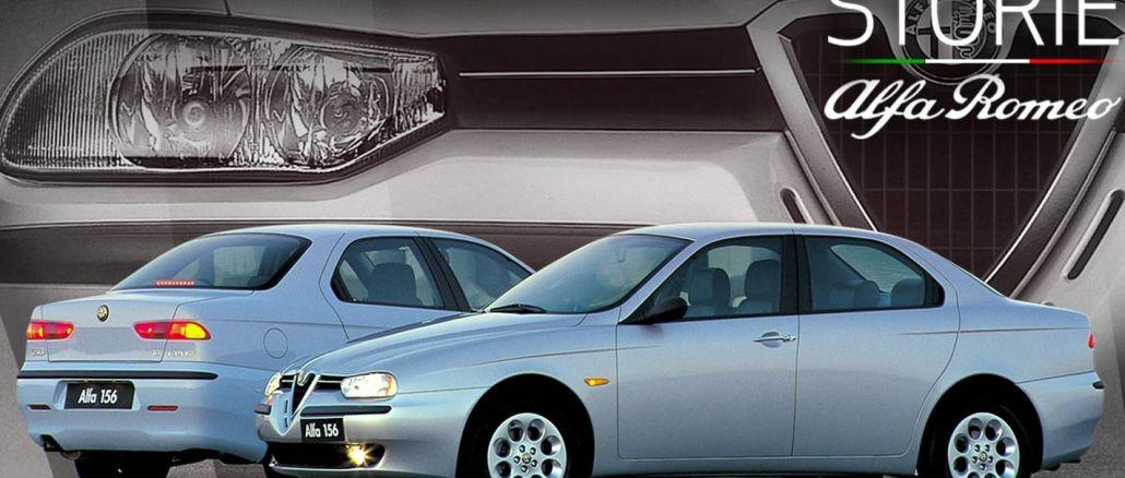 Storie Alfa Romeo Web Serisi 156 Modeli İle Sürüyor