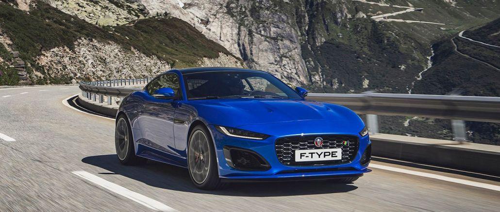 Yeni Jaguar F-TYPE Önümüzdeki Aylarda Türkiye'de Yollara Çıkıyor