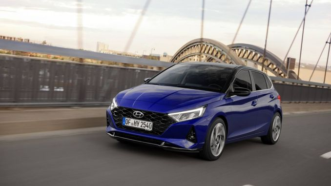 Completely Renewed Hyundai i20 Comes From 158.500 TL