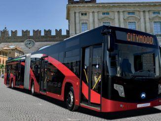 Karsan'dan Bulgaristan'a 13 Adet Doğalgazlı Citymood Otobüs!