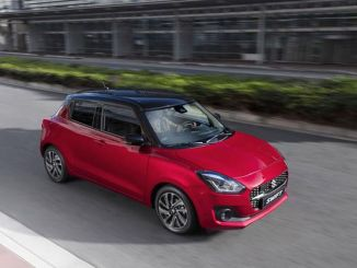 Suzuki Swift In The Markets With Smart Hybrid Technology