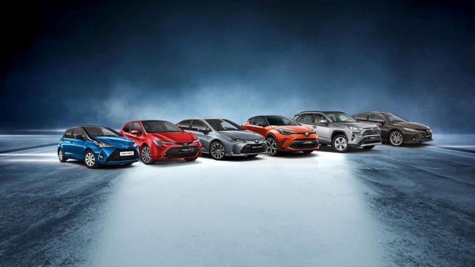 Toyota Hybrid Vehicle Sales Exceed 16 Million