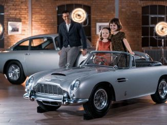 Aston Martin DB5 Junior tuleb Türki