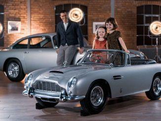 Aston Martin DB5 Junior Türkiye'ye Geliyor