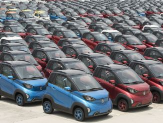 20 Percent of Vehicles in China Will Be Next-Generation Powered
