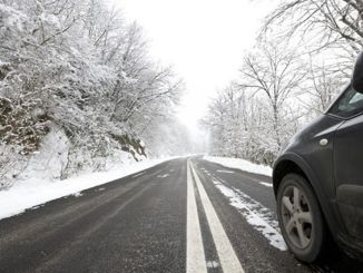 What should be considered in winter care in lpg fuel vehicles?