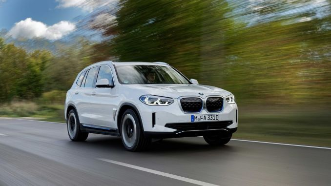 BMW Group Closes The Leader For The Supreme Year In The Premium Segment