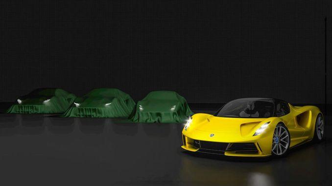 yeni lotus spor otomobil serisi onaylandi