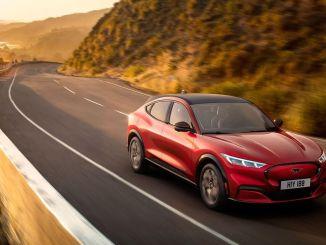 """elektrinę transporto priemonę Europos rinkai parduos tik iš """"Ford"""""""