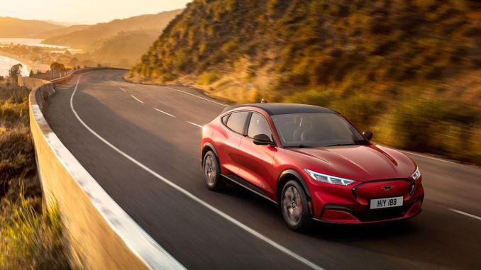 müüb elektrisõidukeid Euroopa turule ainult Fordist