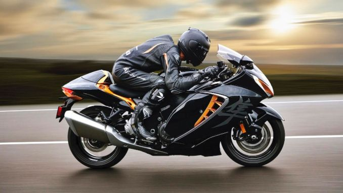 The most reputable brand of motorcycle is suzuki again