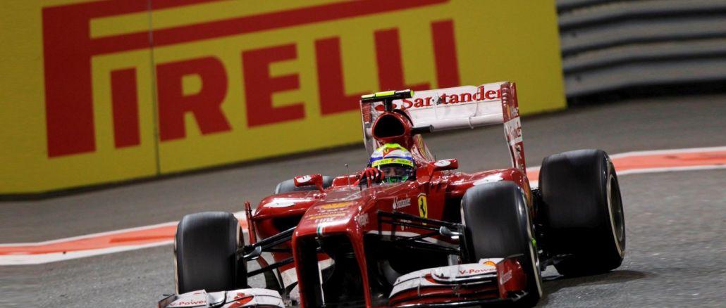 Pirelli akan menguji ban inc fnya tahun ini