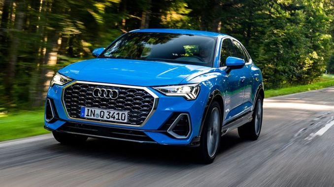 audi mitmekülgne maastur lasti turule uues Audi Q turkiyemis