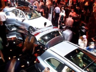 auto shanghai i thousand people visited