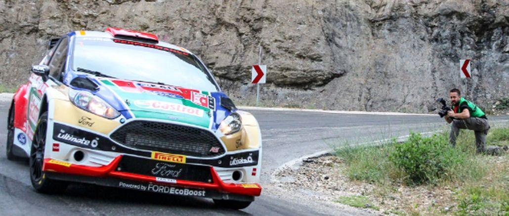 Castrol Ford Team läuft nach dem Erfolg der PES-Türkei