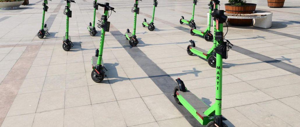 Низомнома дар бораи скутерҳои барқӣ, ки ба кишвар ворид карда шудаанд