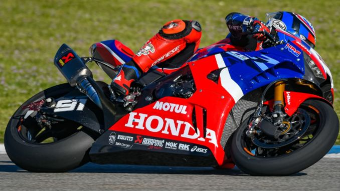 newspaper news aims the top in the worldsbk