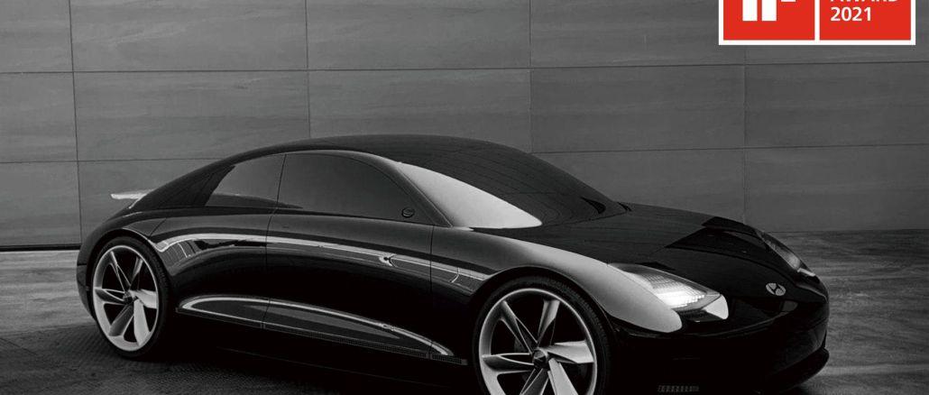 wenn Design zu Hyundai volle Belohnung
