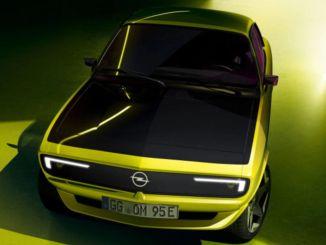 Opel manta gse elektromood võetakse ametlikult kasutusele mais