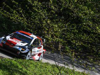 Pirelli rehvid tähistavad Horvaatia rallit