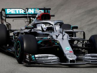 Pirelli's hardest tire hits the track at the f portugal grand prix for the first time