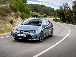 Toyota corolla became the best selling model