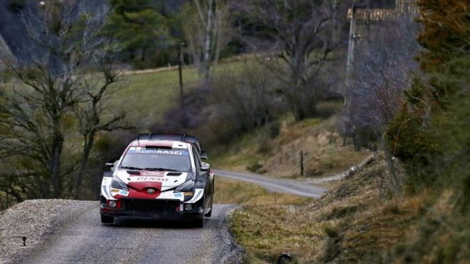 Toyota yaris wrc is ready for new challenge in croatia