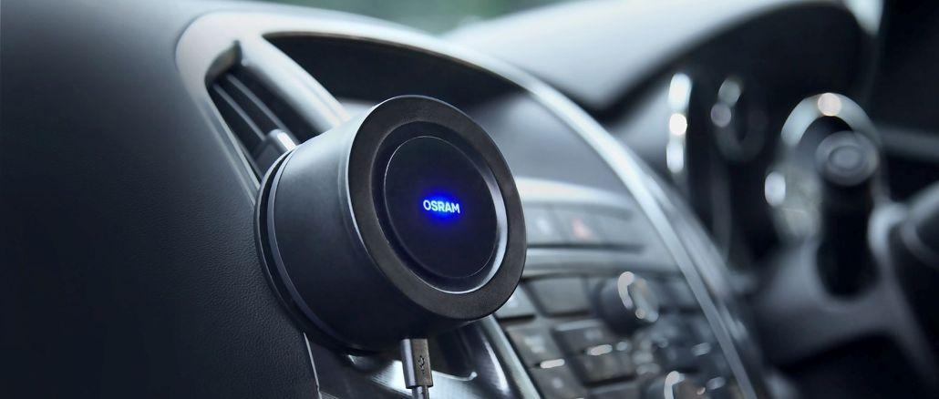 車内の空気の衛生基準は変化しています