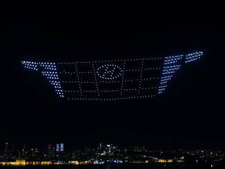 hyundai tucson upplyst istanbul med ljus