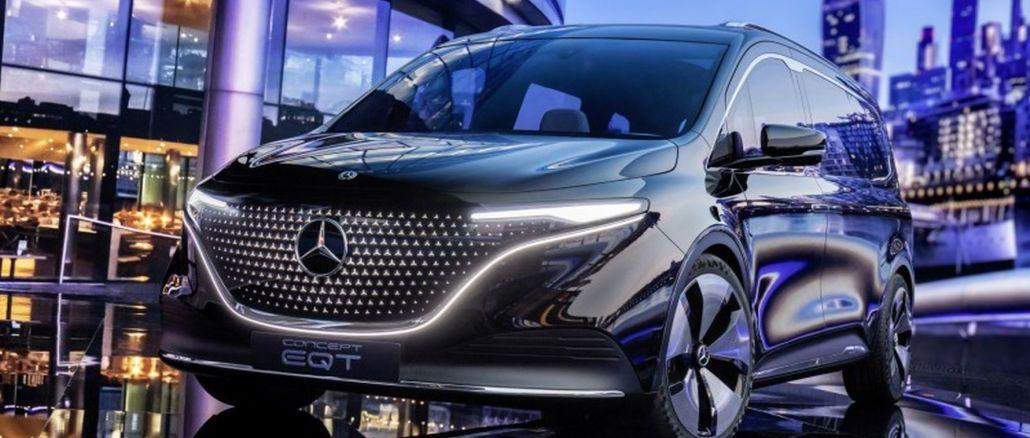 mercedes muudab väikeste tarbesõidukite kontseptsiooni uue kontseptsiooniga ekv