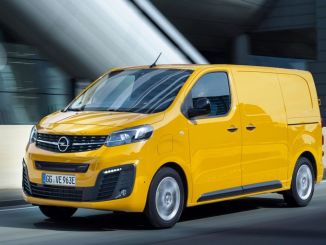 Opel Vivaro-e Wins International Van of the Year 2021 Award