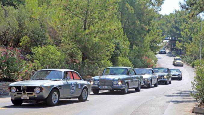 turkiye klasik otomobil sampiyonasi bodrumda gerceklestirilecek