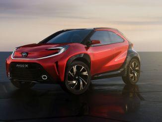 Toyota will produce the new A-segment model in the Czech Republic